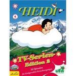 Heidi dvd Filmer Heidi - TV-Serien Edition 2 [DVD]